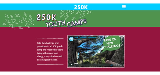 250K camps