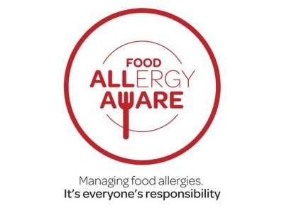 Food allergy aware logo