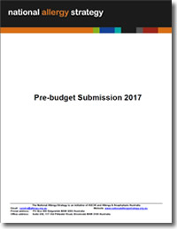 NAS Pre budget submission 2017