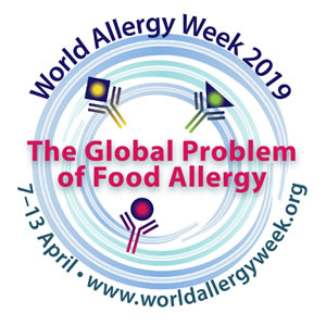 World Allergy Week 2019